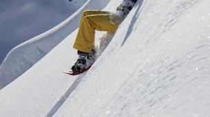 Snowshoeing-Les Arcs, Paradiski-Endurance snowshoeing excursion in Les Arcs-1
