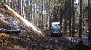 4x4-Grevena-Jeep excursion in Valia Calda, Pindos-4