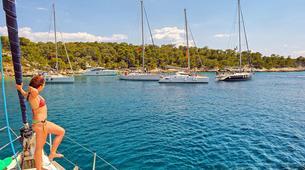 Sailing-Mykonos-7 days sailing trip from Mykonos to Santorini-2