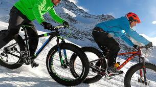 Fat Bike-Val Thorens, Les Trois Vallées-Descente en Fat Bike à Val-Thorens-2