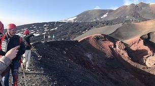 Randonnée / Trekking-Mount Etna-Hiking Mount Etna, Sicily-6