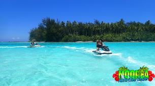 Jet Skiing-Moorea-Jet ski excursion in Opunohu & Cook Bays, Moorea Island-5