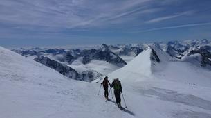 Ski touring-Chamonix Mont-Blanc-Haute Route ski touring from Chamonix to Zermatt (6 days)-3