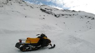 Snowmobiling-Andorra-Snowmobile excursions in Grau Roig, Andorra-4