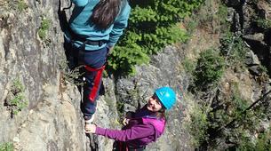 Via Ferrata-San Carlos de Bariloche-La Virgen Via Ferrata in San Carlos de Bariloche-2