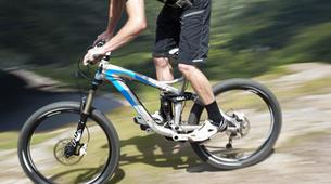 Mountain bike-County Wicklow-Mountain biking excursion to Glendalough, County Wicklow-1