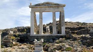 Sailing-Mykonos-Semi-Private Sailing yacht tour from Mykonos to Rhenia and Delos-11