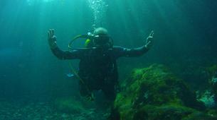 Plongée sous-marine-El Médano, Tenerife-SNSI Open Water Course in Los Abrigos near El Medano-1