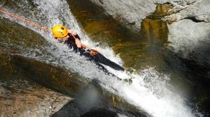 Canyoning-Turin-Rio Sessi canyon in the Susa Valley, near Turin-1