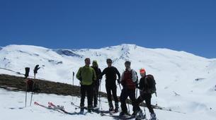 Cross-country skiing-Sierra Nevada-Ski touring in Sierra Nevada-12