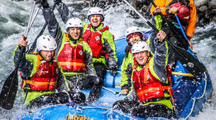 Rafting-Taupo-Rafting down the Wairoa River from Taupo-4