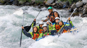 Rafting-Taupo-Rafting down the Wairoa River from Taupo-2