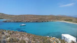 Sailing-Mykonos-Semi-Private Sailing yacht tour from Mykonos to Rhenia and Delos-3