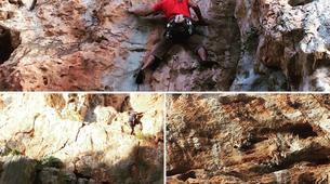 Rock climbing-Cefalù-Rock climbing in Madonie National Park near Cefalu, Sicily-2