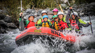 Rafting-Taupo-Rafting down the Wairoa River from Taupo-5