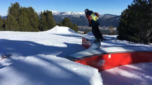 Freestyle Skiing-Font Romeu-Demi-journée Cours Privé de Ski Freestyle à Font Romeu-2