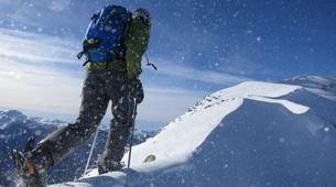 Ski touring-Risoul, La Forêt Blanche-Splitboard and ski touring day trip in Risoul - La Forêt Blanche-5