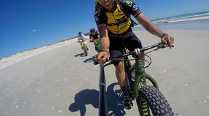 Fat Bike-Gansbaai-Mountain bike sand dune trail in De Kelders-4