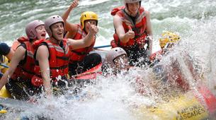 Rafting-Rotorua-Rafting down the Wairoa River near Rotorua-6