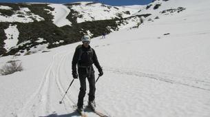 Cross-country skiing-Sierra Nevada-Ski touring in Sierra Nevada-10