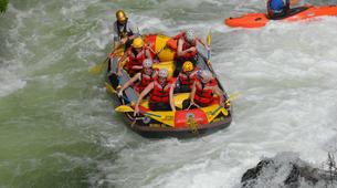 Rafting-Rotorua-Rafting down the Wairoa River near Rotorua-4