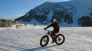 VTT-Ariege-Soirée Fat Bike sur Neige à Ax 3 Domaines en Ariège-1