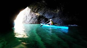 Sea Kayaking-Playa Blanca, Lanzarote-Sea kayaking excursions to Playa Papagayo-9