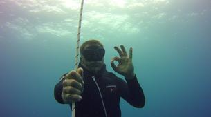 Apnée-El Médano, Tenerife-Apnea Academy Level 1 Freediving course in Los Abrigos near El Medano, Tenerife-1