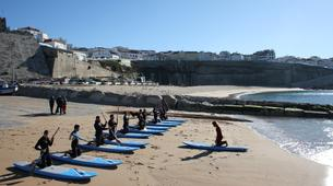 Stand Up Paddle-Ericeira-SUP lesson in Ericeira, Portugal-6