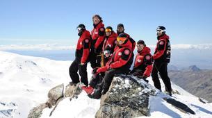 Backcountry Skiing-Sierra Nevada-Freeride skiing and snorwboarding in Sierra Nevada-3