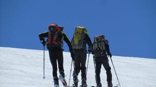 Cross-country skiing-Sierra Nevada-Ski touring in Sierra Nevada-4