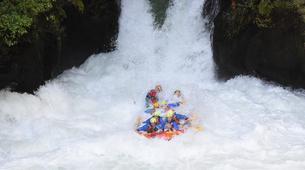 Rafting-Rotorua-Rafting down the Kaituna River near Rotorua-5