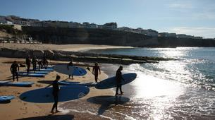 Stand Up Paddle-Ericeira-SUP lesson in Ericeira, Portugal-1
