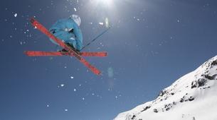 Freestyle Skiing-Font Romeu-Demi-journée Cours Privé de Ski Freestyle à Font Romeu-5