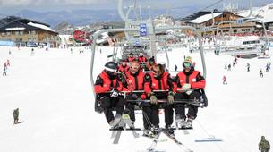 Backcountry Skiing-Sierra Nevada-Freeride skiing and snorwboarding in Sierra Nevada-4