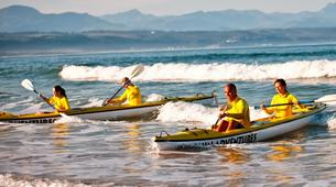 Sea Kayaking-Plettenberg Bay-Sea kayaking and dolphin discovery in Plettenberg Bay-6
