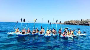 Sea Kayaking-Playa Blanca, Lanzarote-Sea kayaking excursions to Playa Papagayo-5
