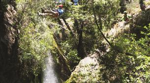 Via Ferrata-San Carlos de Bariloche-La Virgen Via Ferrata in San Carlos de Bariloche-5