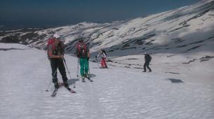 Cross-country skiing-Sierra Nevada-Ski touring in Sierra Nevada-3