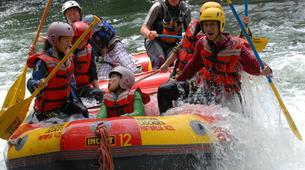Rafting-Rotorua-Rafting down the Kaituna River near Rotorua-6