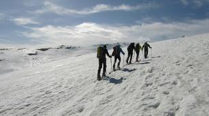 Cross-country skiing-Sierra Nevada-Ski touring in Sierra Nevada-2