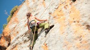 Rock climbing-Cefalù-Rock climbing in Madonie National Park near Cefalu, Sicily-6