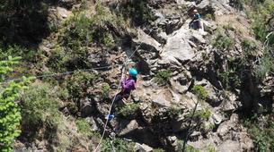 Via Ferrata-San Carlos de Bariloche-La Virgen Via Ferrata in San Carlos de Bariloche-6