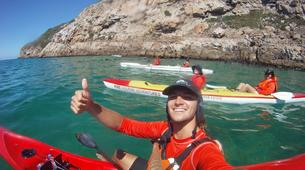 Sea Kayaking-Plettenberg Bay-Sea kayaking and dolphin discovery in Plettenberg Bay-2