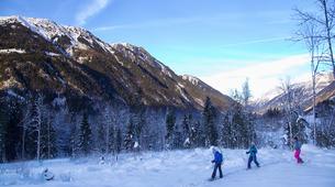 Raquette à Neige-Chamonix Mont-Blanc-Randonnée Raquettes à Neige à Chamonix Mont-Blanc-1