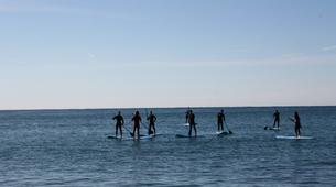 Stand Up Paddle-Ericeira-SUP lesson in Ericeira, Portugal-4