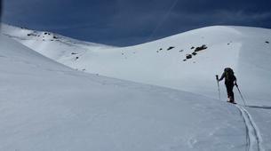 Cross-country skiing-Sierra Nevada-Ski touring in Sierra Nevada-7