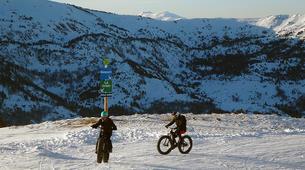 VTT-Ariege-Soirée Fat Bike sur Neige à Ax 3 Domaines en Ariège-6