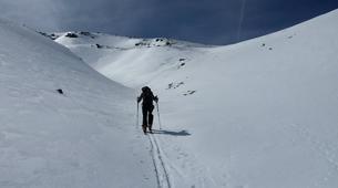 Cross-country skiing-Sierra Nevada-Ski touring in Sierra Nevada-9