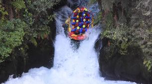 Rafting-Rotorua-Rafting down the Kaituna River near Rotorua-4